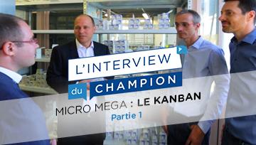 L'ITW du champion # 14 : Kanban électronique