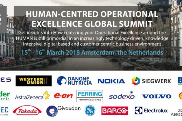 Découvrez le 2ème sommet mondial de l'Excellence Opérationnelle
